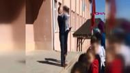 Öğrencilere şiddet uygulayan öğretmenin yöneticiliği sona erdirildi