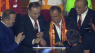 Son dakika: Galatasaray Fatih Terim'le 5 yıllık sözleşme imzaladı
