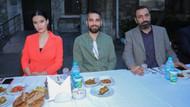 Kadir Doğulu ve Devrim Özkan Darülaceze'de düzenlenen iftara katıldı