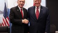 Son dakika: Erdoğan ve Trump'tan sürpriz görüşme