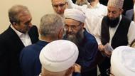 Yıldırım'ın İsmailağa Cemaati ziyaretinden dikkat çeken Cübbeli Ahmet detayı!