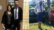 CHP'li avukat etek boyu ölçen hakimi protesto etmek için mini etek giydi