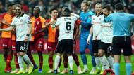 Galatasaray ile Beşiktaş 345. randevuda