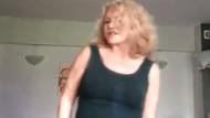 Yeşilçam yıldızı Suna Yıldızoğlu'ndan dans şov!