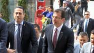 İmamoğlu Ankara'da: Vazifemiz var sonra açıklama yapacağız