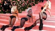 Lady Gaga MET Gala 2019'a damgasını vurdu