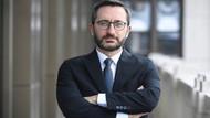 Fahrettin Altun: Yeni bir çözüm süreci yok