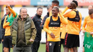 Galatasaray'da keyifler yerinde
