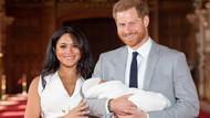 İngiliz Kraliyet Ailesi'nin merak edilen prensinin ilk fotoğrafı