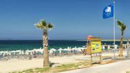 Ege plajlarında mavi bayrak sevinci
