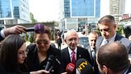 Kılıçdaroğlu: Gül ve Davutoğlu bu sorgulamayı kendi vicdanlarında yaptılar
