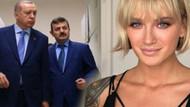 Didem Soydan'dan Cumhurbaşkanlığı Arşiv Daire Başkanı'na: Selam Safi, beni listenin en başına al