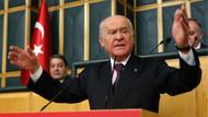 Bahçeli'den AKP'nin yargı reformu hedefine tam destek