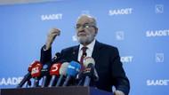 Saadet Lideri Temel Karamollaoğlu'nun pasaportu iptal mi edildi?