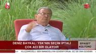Deniz Baykal 2 yıl sonra canlı yayında: İmamoğlu proje mi sorusuna ne dedi?