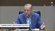 Erdoğan: Devletin valisine hakaret affedilir değil