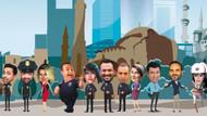 Hareket Sekiz yeni sezonun ilk büyük komedi filmi olacak!