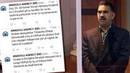 AA'nın Türkçe ve Kürtçe servisleri arasında Öcalan krizi