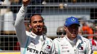 Fransa Grand Prix, Mercedes pilotu Lewis Hamilton ile başlayacak