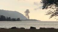 Hawaii'de uçak düştü, kurtulan olmadı!
