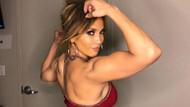 Jennifer Lopez'in formda kalmasının sırrı acı kırmızı bibermiş