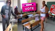 Pınar Altuğ'un seçim fotosuna tayt hatırlatması