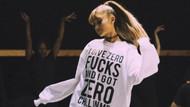 Ariana Grande'nin yaladığı lolipop 50 bin dolara satışa çıktı