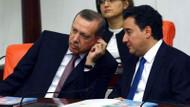 Erdoğan'dan Ali Babacan'a yeni parti uyarısı!