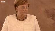 Angela Merkel yine titreme nöbeti geçirdi