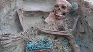 Sibirya'da 2 bin yıllık Hun mezarları bulundu