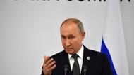 Putin'den Suriye açıklaması: Erdoğan'la ele aldık durum kontrol altında