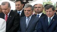 Erdoğan'a yakın isim: Gül, Davutoğlu ve Babacan'ın yargılanması...