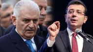 Flaş iddia: Binali Yıldırım Ekrem İmamoğlu ile TRT'de tartışmak istiyor