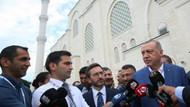 Erdoğan ile gazeteciler arasında ayar verme diyaloğu