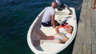 Bodrum'da rezalet: Maça Kızı'nın sürat teknesi magazincilerin teknesini batırdı kaptanın ayağı koptu