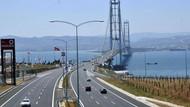 Bayram tatilinde Osmangazi Köprüsü boş kaldı, feribotlar dolup taştı
