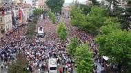 İmamoğlu'nun Trabzon'daki konuşması dev bir mitinge dönüştü