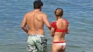 Tuba Ünsal ve evli sevgilisinin yasak aşk tatili devam ediyor