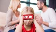 Küçük çocuktan RTÜK'e şikayet: Babam anneme aynısını yapamasın
