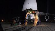 Malatya'ya inen Rus uçağı S-400'leri mi getirdi?