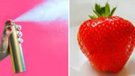 Reklamlarda gördüğümüz yiyeceklerin ardındaki hilelere bakın! Deodorantla..
