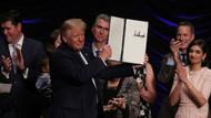 Trump: Böbreğin kalpte çok özel bir yeri var, bu inanılmaz bir şey