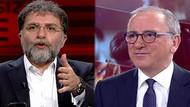 Ahmet Hakan ile Fatih Altaylı birbirine girdi: Debelendikçe daha çok pisliğe bulaşacaksın