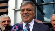 Abdullah Gül yeni parti sorusuna cevap vermedi