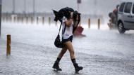 Meteoroloji'den kuvvetli yağmur ve sel uyarısı