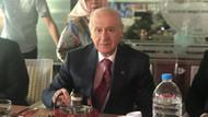 Bahçeli'ye 40 yıl hatırlı Türk kahvesi ikram edildi