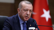 Erdoğan medya yöneticileriyle görüşüyor