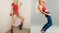 Aleyna Tilki sarı bikinili pozlarıyla ortalığı yıktı! Yorum yağdı