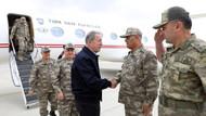 Akar Suriye sınırında! Operasyon mu başlıyor?