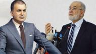 Ömer Çelik'ten Karamollaoğlu'nun 'Darbenin siyasi ayağı AKP'dir' sözlerine tepki